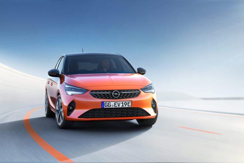 Opel Corsa e 506886 1260x840 - El nuevo Opel Corsa ahora en eléctrico con 330 km