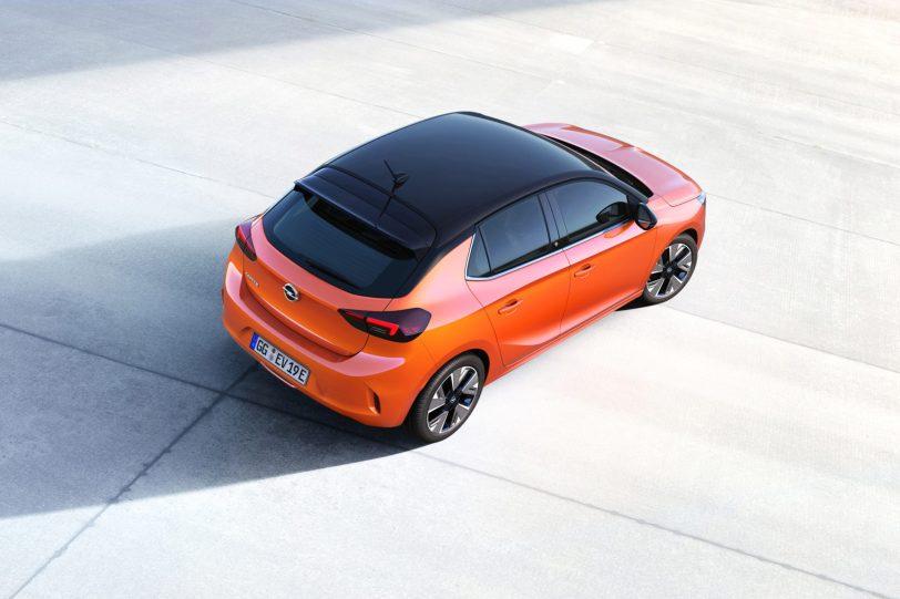 Opel Corsa e 506888 1260x840 - El nuevo Opel Corsa ahora en eléctrico con 330 km