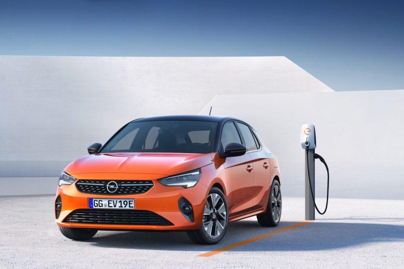 Opel Corsa e 506889 1260x840 - El nuevo Opel Corsa ahora en eléctrico con 330 km