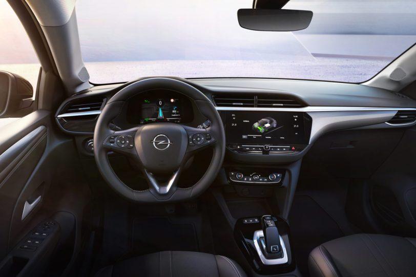 Opel Corsa e 506895 1260x840 - El nuevo Opel Corsa ahora en eléctrico con 330 km