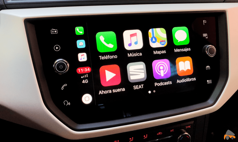 Apple CarPlay Seat Arona - Seat Arona Xcellence Edition 1.0 TSI 95 CV