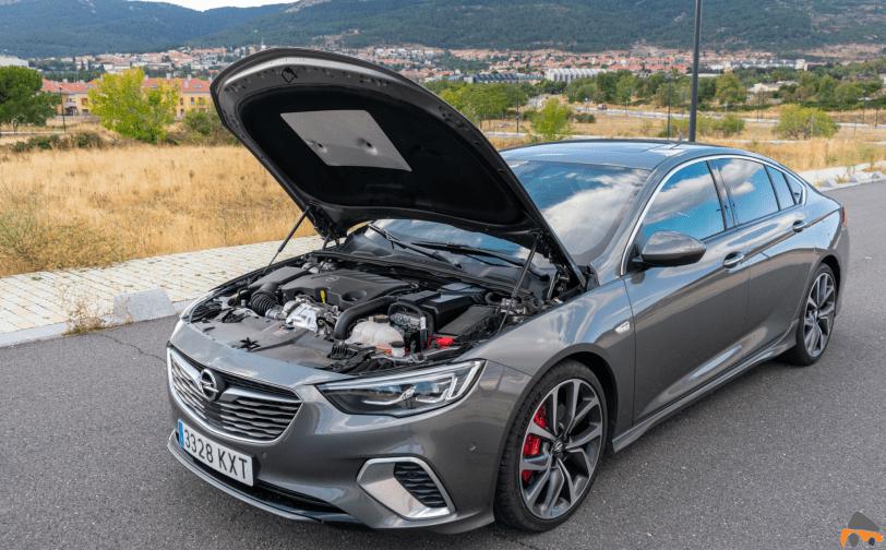 Motor Opel Insignia GSi - Opel Insignia Grand Sport GSi: ¿Una berlina diésel y deportiva?