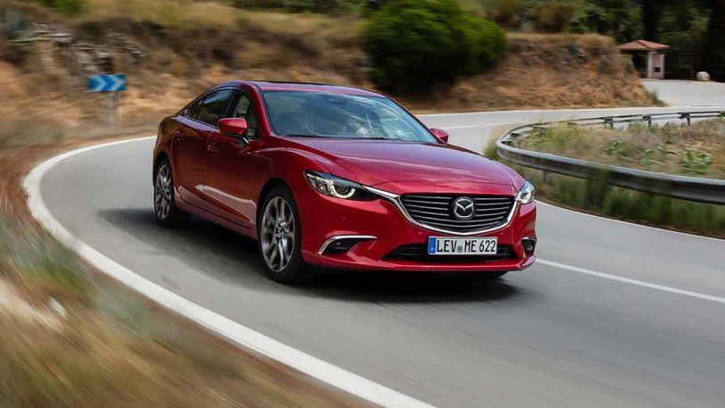mazda6 2016 - Mazda6 Signature gasolina: Una berlina con potencia y consumos ajustados