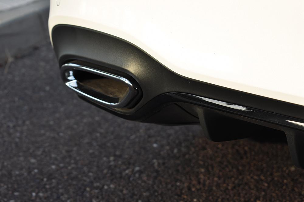 "Escape Mercedes Benz Clase A Sedan - Mercedes Clase A 200 Sedán: Una berlina de ""acceso"" ""deportiva"" totalmente premium"