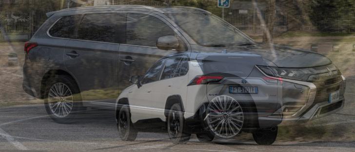 Miniatura RAV4 VS Outlander - Toyota RAV4 Hybrid o Mitsubishi Outlander PHEV: ¿Cuál gasta menos?