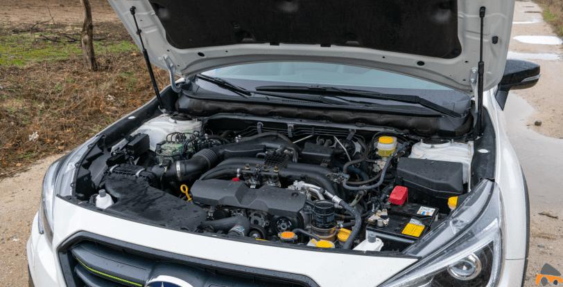 Motor Subaru Outback Black Edition GLP - Subaru Outback Black Edition GLP: Un familiar diseñado para el confort y las excursiones