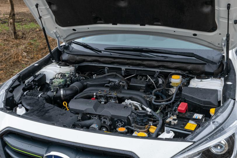 Motor Subaru Outback Black Edition GLP 1260x840 - Subaru Outback Black Edition GLP: Un familiar diseñado para el confort y las excursiones