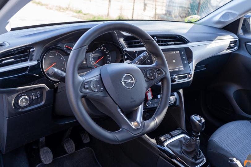Salpicadero vista izquierda Opel Corsa Edition 2020 1260x840 - Opel Corsa 2020: Un utilitario para tenerlo muy en cuenta