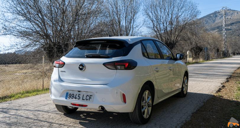 Trasera lateral derecho Opel Corsa Edition 2020 - Opel Corsa 2020: Un utilitario para tenerlo muy en cuenta