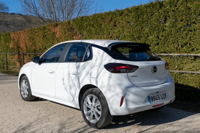 Trasera lateral izquierdo Opel Corsa Edition 2020 1260x840 - Opel Corsa 2020: Un utilitario para tenerlo muy en cuenta