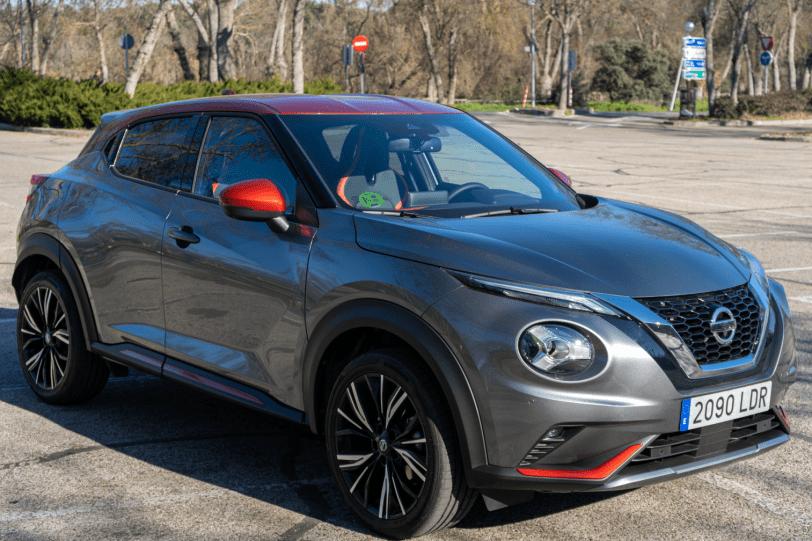 Frontal lateral derecho Nissan Juke 2020 1260x840 - Nissan Juke 2020: El SUV que te saca una sonrisa