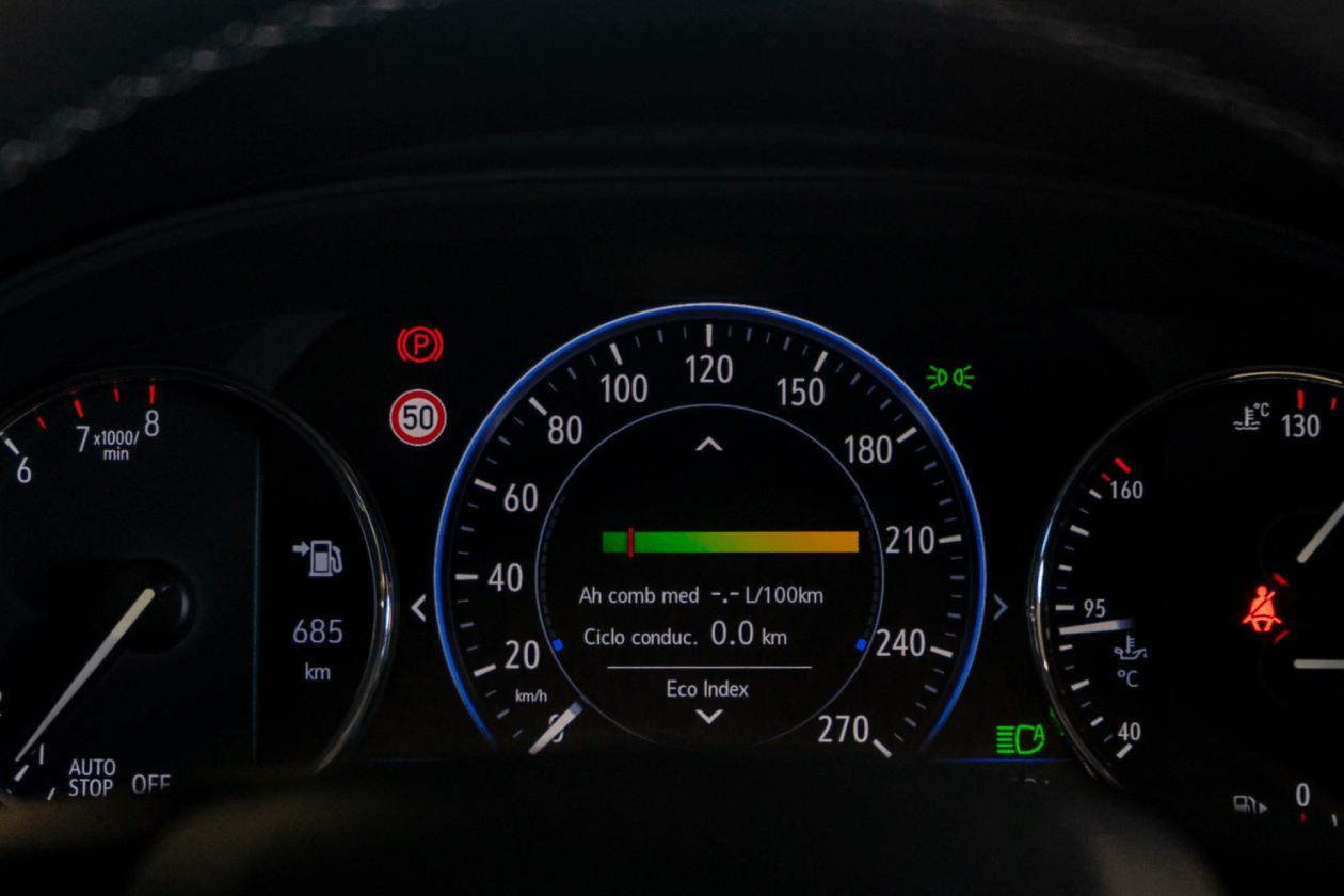 Tacometro Opel Astra 2020 145 CV
