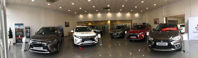 Concesionario mitsubishi - Mitsubishi dice adiós al mercado europeo: No renovará sus vehículos