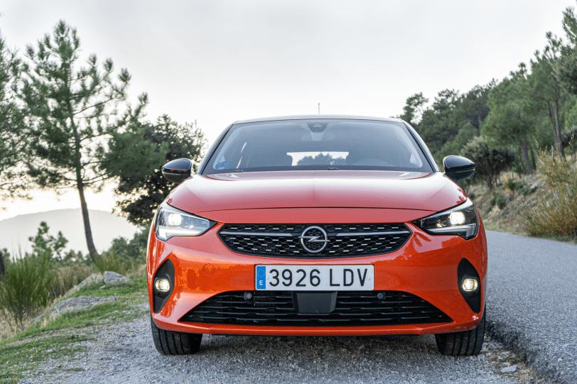 Frontal Opel Corsa e 1260x840 - Prueba Opel Corsa-e 2020: El primer coche eléctrico de Opel tiene 136 CV y 280 km reales de autonomía