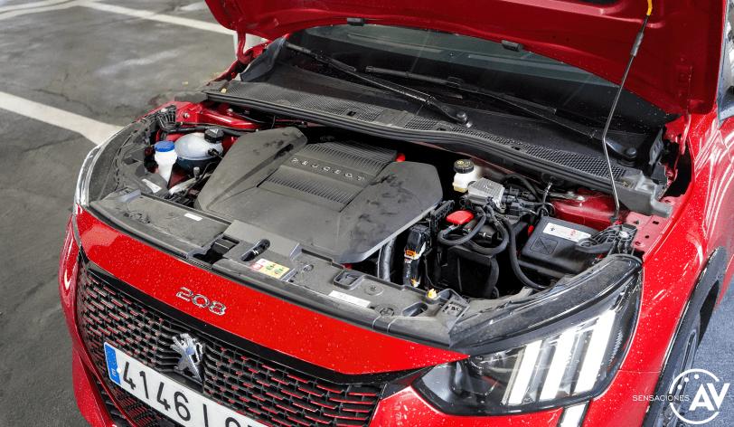 Motor Peugeot e 208 - Prueba del Peugeot e-208 GT 2020: Un eléctrico con mucho carácter