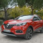 Frontal lateral izquierdo Renault Kadjar - inicio