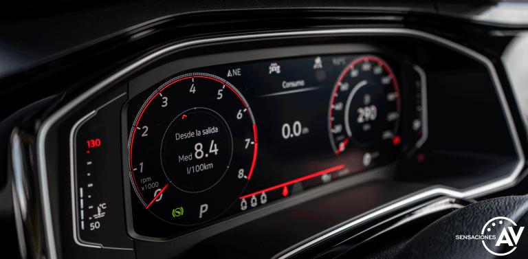 Tacometro Volkswagen polo gti - Prueba Volkswagen Polo GTI: 200 CV de pura diversión