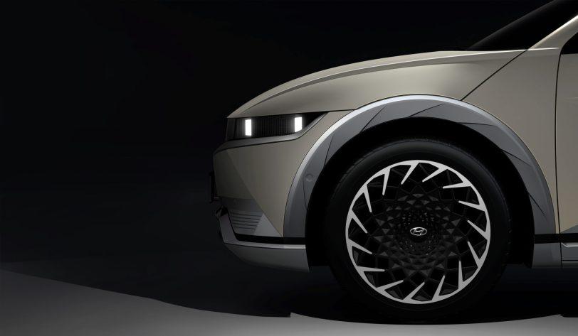 210108 IONIQ5 Teaser Side scaled - Hyundai Ioniq 5: Primeras imágenes