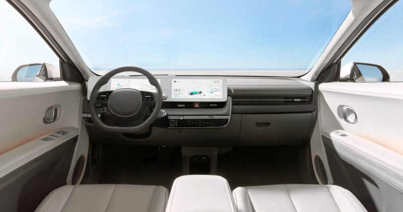 001 IONIQ Product Front scaled - Hyundai Ioniq 5: 100% eléctrico de hasta 480 km de autonomía