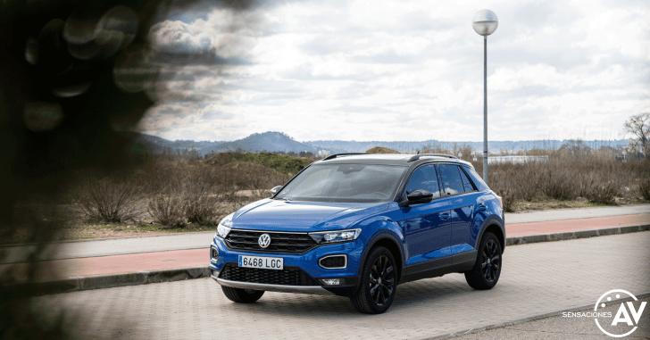 Frontal lateral izquierdo paisaje Volkswagen T Roc - Prueba Volkswagen T-Roc Advance Style 110 CV: ¿Un Killer del Golf?