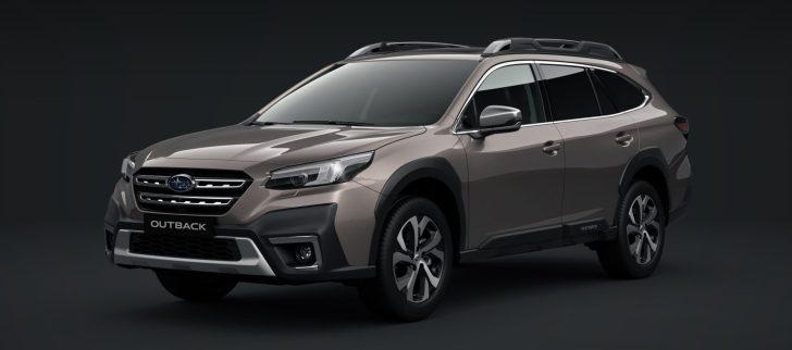 Subaru Outback Touring Frontal e1617029524198 - Subaru Outback 2021: La sexta generación ya está aquí