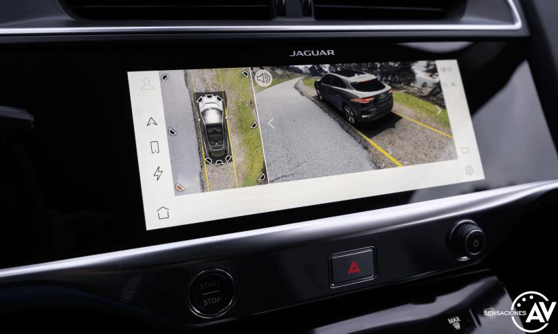 Camara 3D Jaguar I Pace - Prueba Jaguar I-Pace EV400: Una sonrisa permanente y 370 km de autonomía