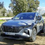 Frontal izquierdo Hyundai Tucson 2020 - Prueba Hyundai Tucson 2021 MHEV MAXX: Mucho más que un nuevo diseño