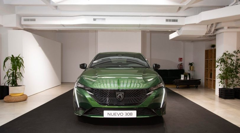 Peugeot308 15 scaled e1621461604943 - Presentación nuevo Peugeot 308 2021: Con mucha personalidad