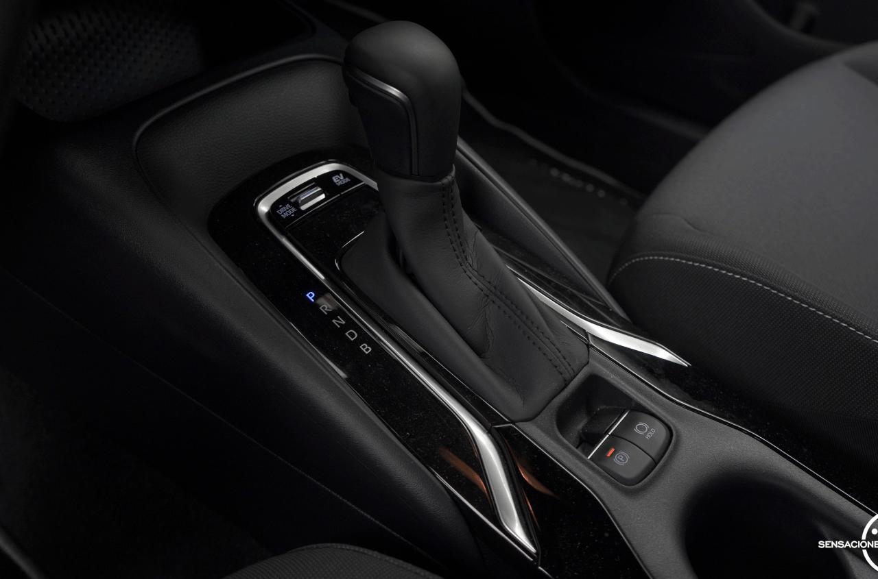 Cambio automatico Toyota Corolla - Prueba Toyota Corolla Active Tech 125H 2021: ¿El candidato perfecto? ¿Un Golf Killer?