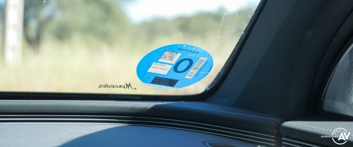Etiqueta Cero DGT Mercedes EQC - Prueba Mercedes-Benz EQC 400 4Matic: El SUV eléctrico de Mercedes que destaca por su confort y por su tecnología