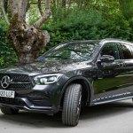 Prueba Mercedes-Benz GLC 300de 4Matic: Un SUV familiar, híbrido enchufable y diésel ¿Una buena combinación?