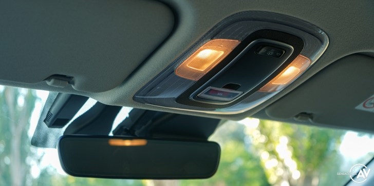 Luces interiores Hyundai Bayon - Prueba Hyundai Bayon 1.0 TGDi 48 V 100 CV AT Tecno: ¿El nuevo rey del segmento B-SUV?