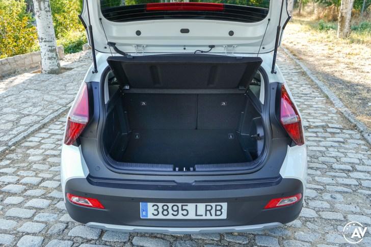 Maletero Hyundai Bayon - Prueba Hyundai Bayon 1.0 TGDi 48 V 100 CV AT Tecno: ¿El nuevo rey del segmento B-SUV?