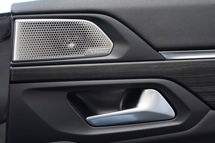 508PSE 11 scaled - Prueba Peugeot 508 PSE: Deportividad enchufable al estilo francés