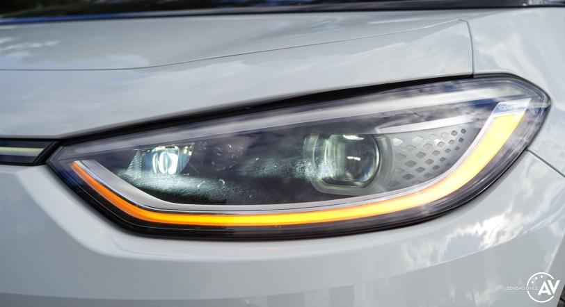 Faro delantero izquierdo Volkswagen ID3 - Prueba Volkswagen ID.3 Pro 2021: Una nueva era eléctrica