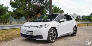 Frontal lateral izquierdo Volkswagen ID3 - Prueba Volkswagen ID.3 Pro 2021: Una nueva era eléctrica