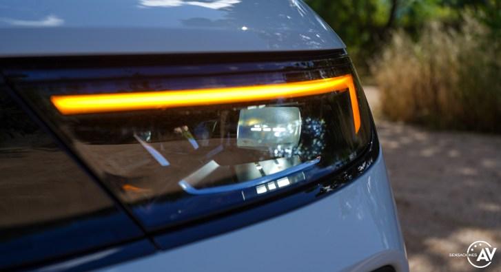 Piloto delantero izquierdo Opel Mokka 2021 - Prueba Opel Mokka 2021: Menos normal, más Mokka