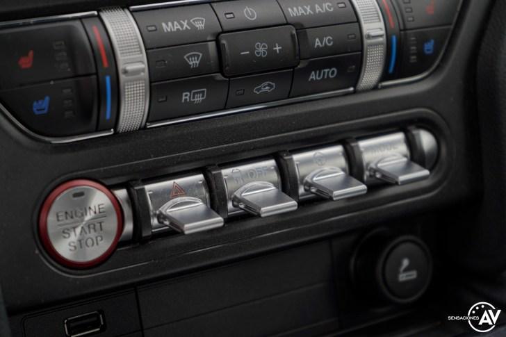 Teclas piano Ford Mustang - Prueba Ford Mustang GT Fastback 2021: Puro músculo. ¡Que Dios bendiga a América!