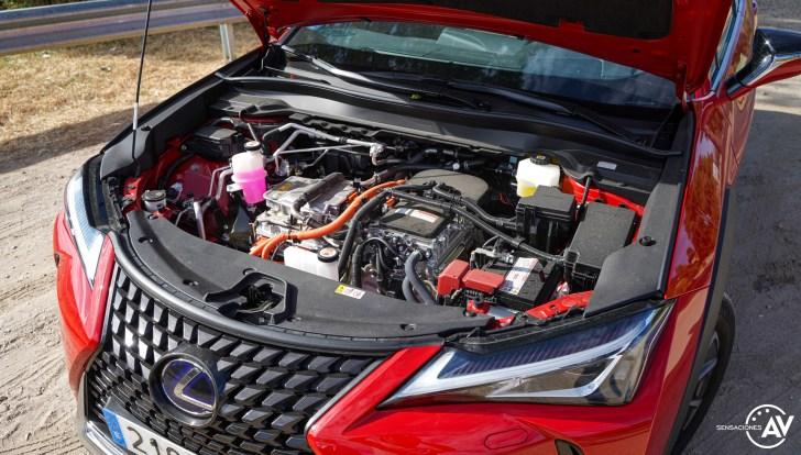 Motor Lexus UX 300e - Prueba Lexus UX 300e Business: Lujo, confort, garantía y electricidad todo en uno