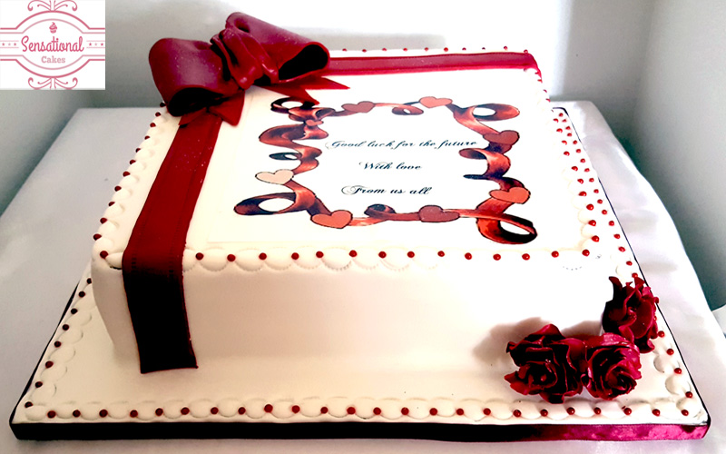 Good Luck Cake Sensational Cakes