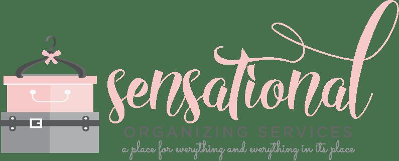 Sensational Organizing