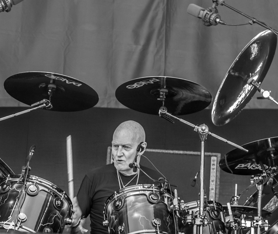 Hellfest 2018 - The Chris Slade Timeline