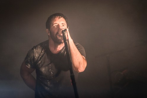 Eurockéennes - Nine Inch Nails