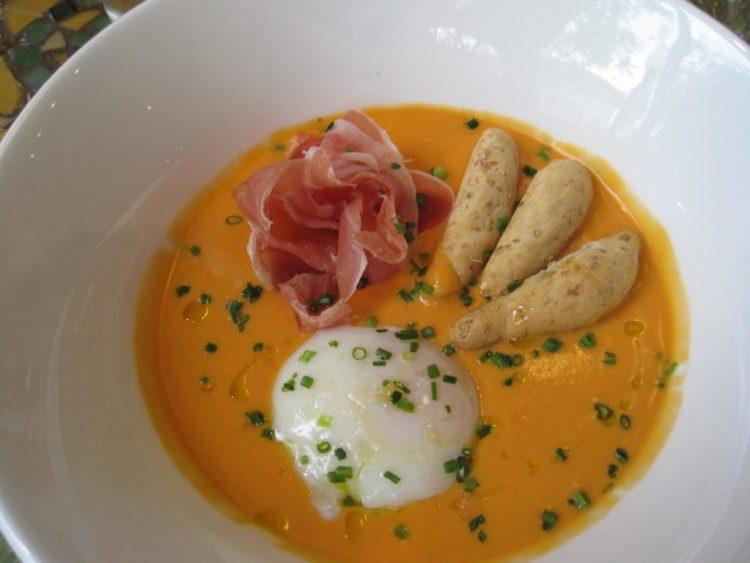 Le Salmoreja, plat typique de Cordoue