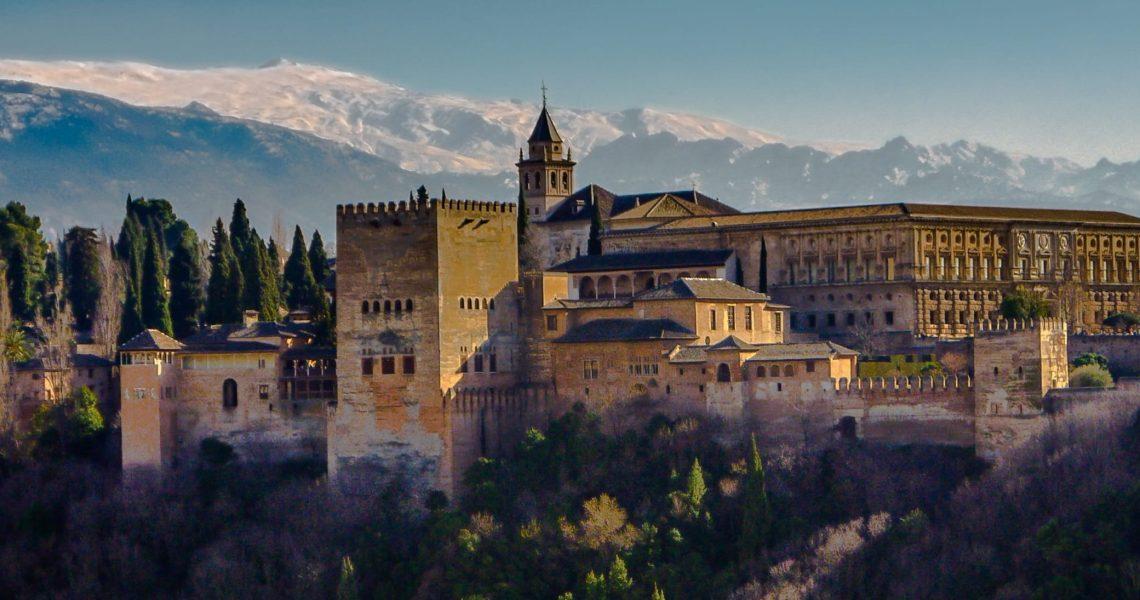 Que visiter a Grenade ? L'Alhambra, notamment