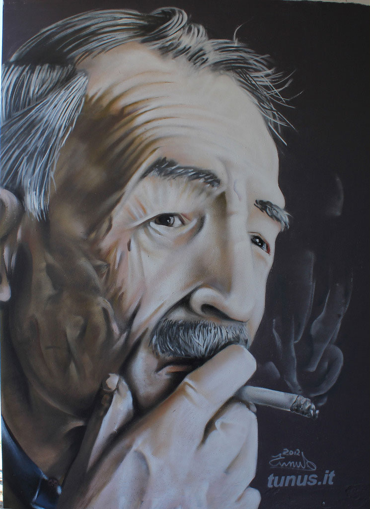 Leonardo Gambini - Il vecchio fumatore nobile (My hall fame)