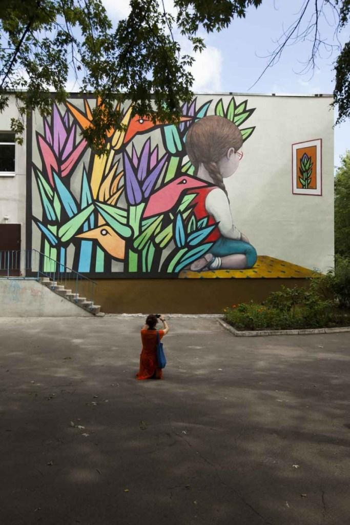 mono e seth murales