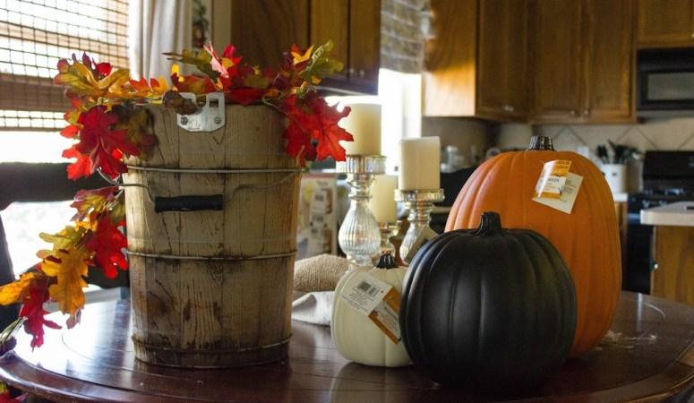 It's Fall! Or is it?
