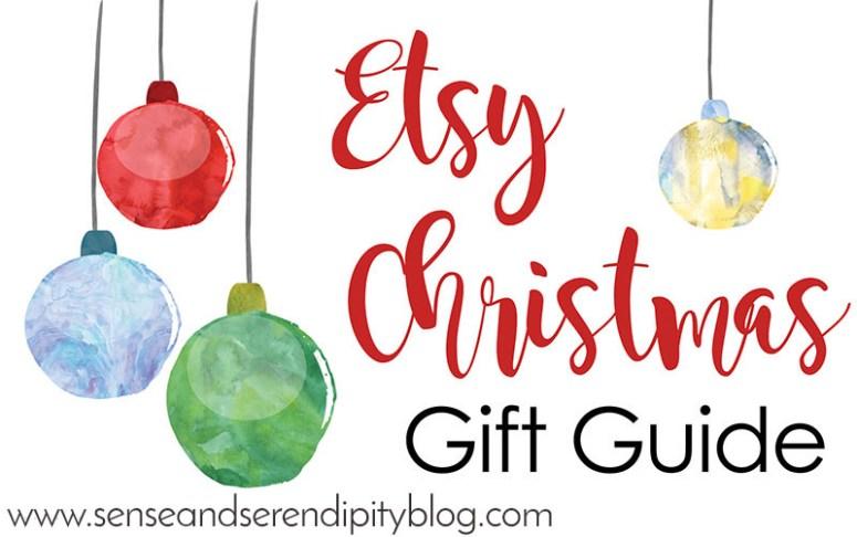 Etsy Christmas Gift Guide