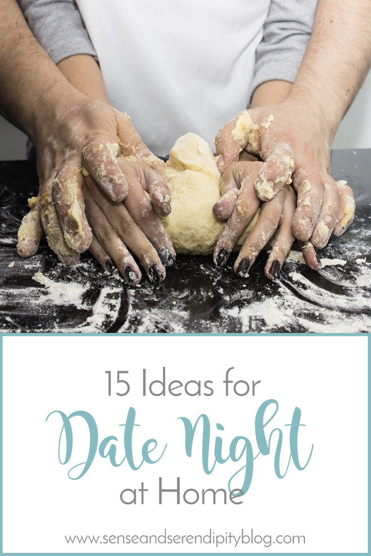 15 Ideas for Date Night at Home